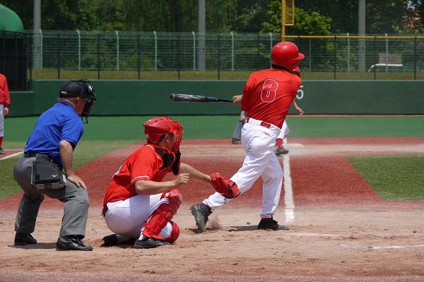野球相手打