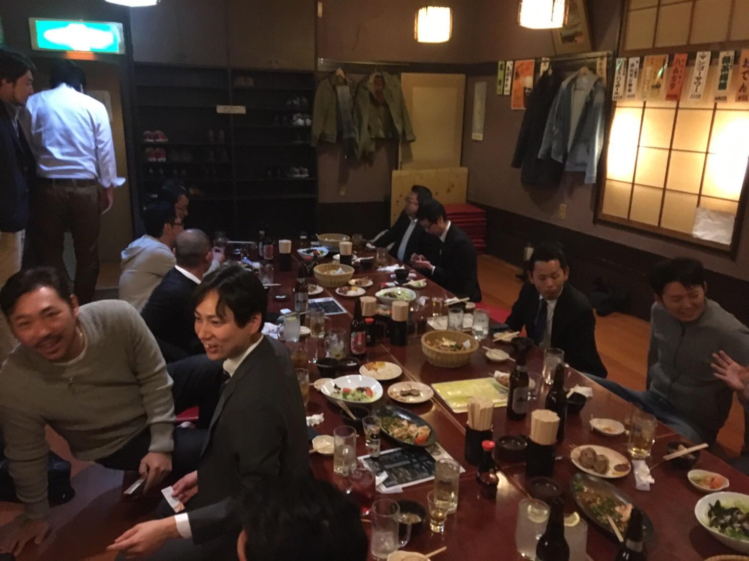【部長ブログ】四市次年度とお礼